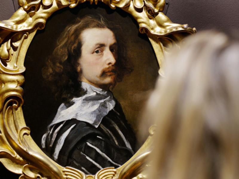 Sir Anthony Van Dyck portrait fund
