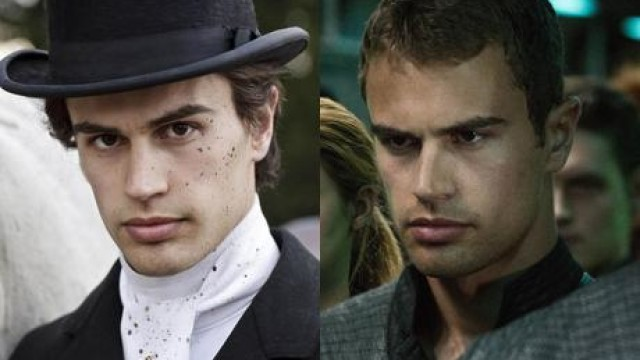 Theo James, DA Update