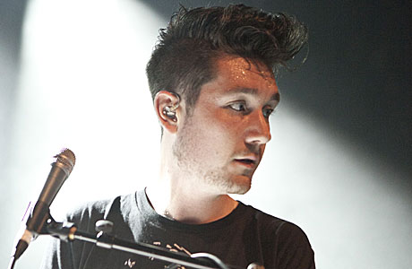 Dan Smith of Bastille (Rex Features via AP Images)