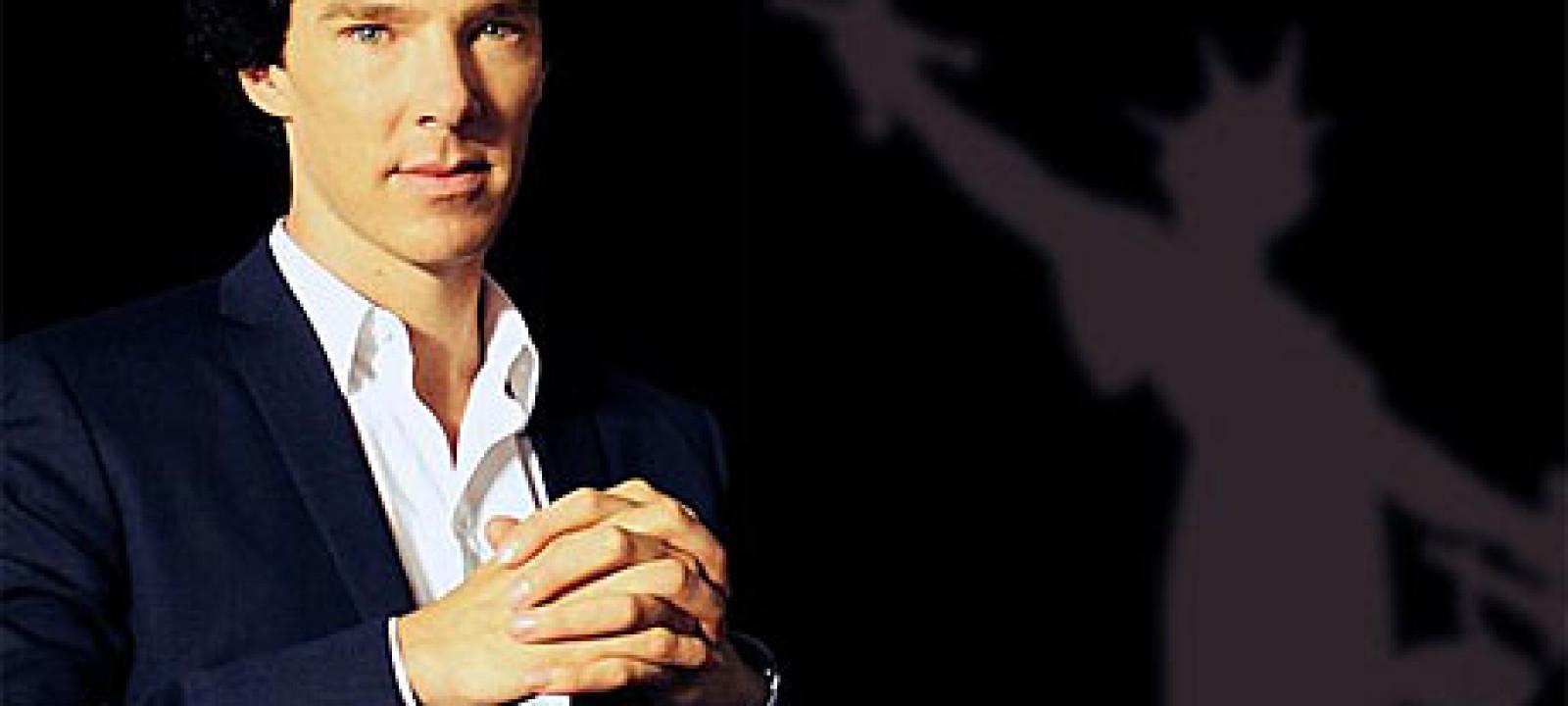Benedict Cumberbatch as Rumpole
