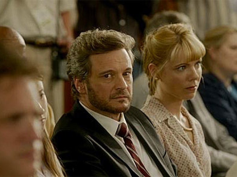 Colin Firth in 'Devil's Knot'