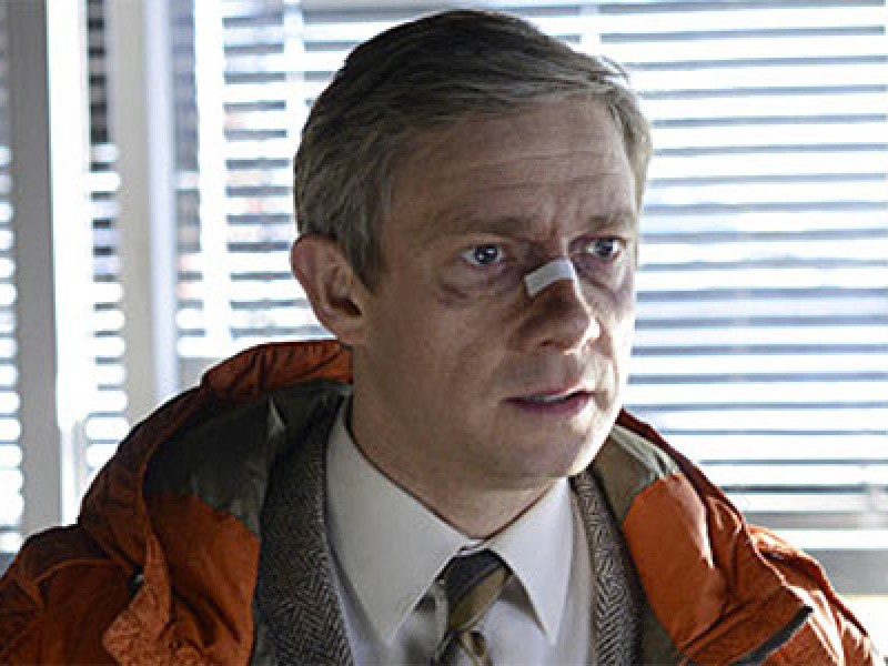 Martin Freeman in 'Fargo'