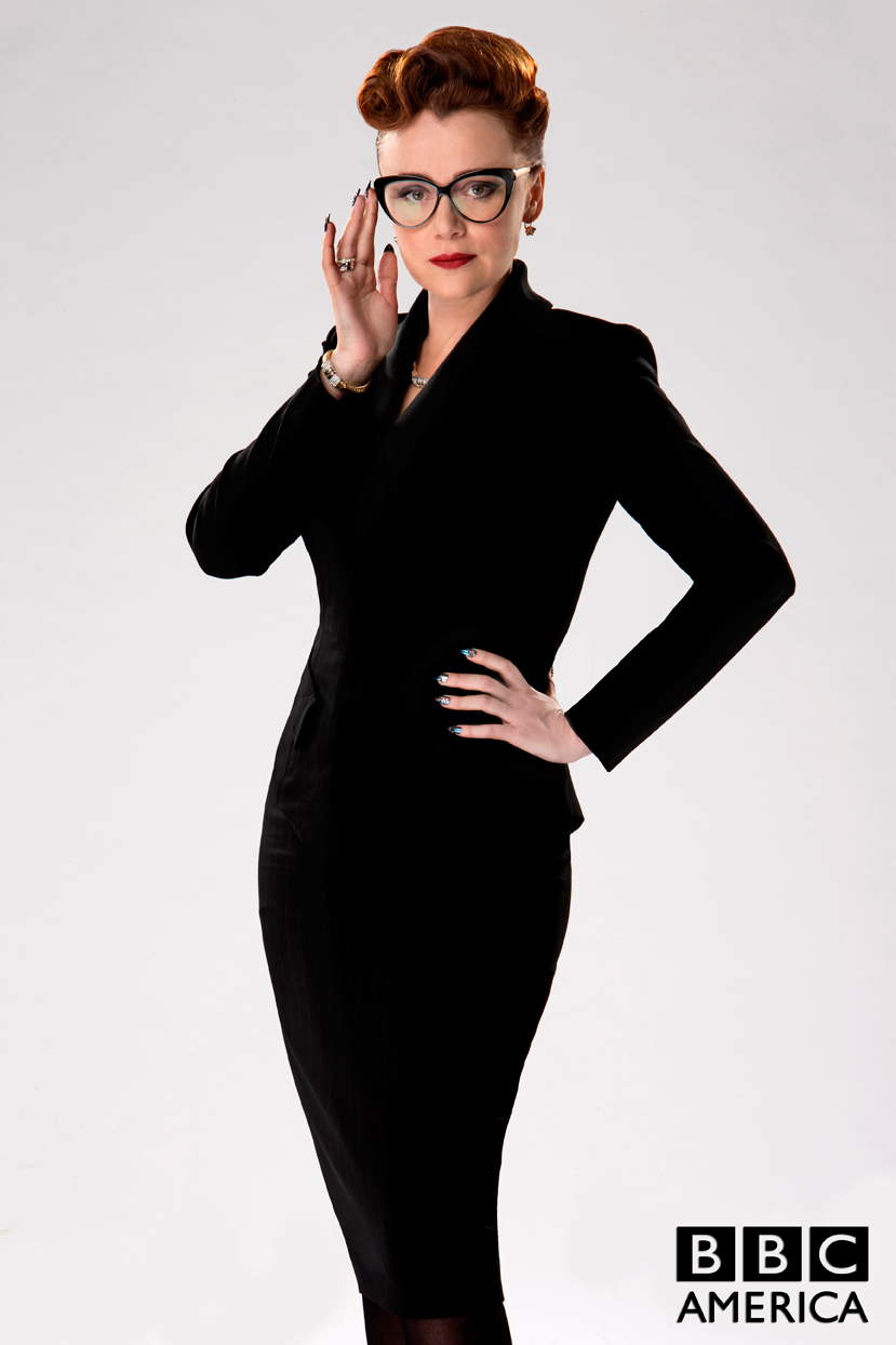 Keeley Hawes as Ms. Delphox on 'Doctor Who.' (Photo: BBC AMERICA)