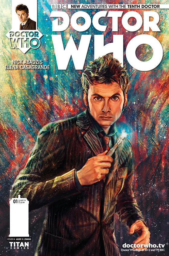 Titan Comics - 'Doctor Who'