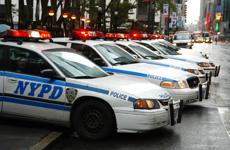NYPD cars. (Photo: Fotolia)