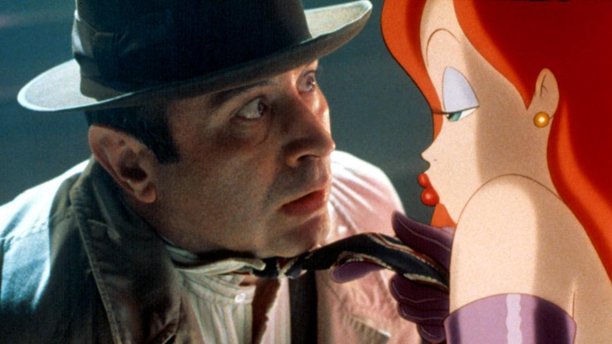Bob Hoskins in 'Who Framed Roger Rabbit?' (Photo: Buena Vista)