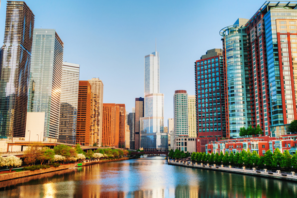 Trump International Hotel and Tower in Chicago (Photo: Fotolia)