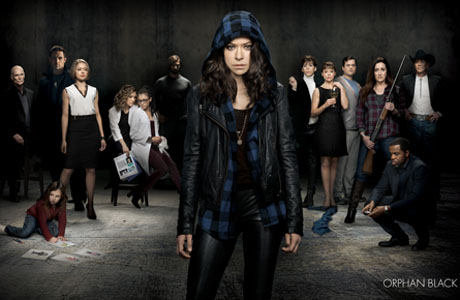 Orphan Black returns April 19th at 9/8c. (BBCA)