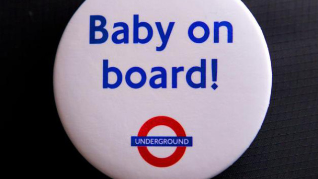 Baby on Board, Badge