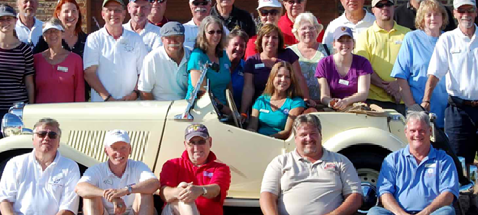 British Car Club, Virginia
