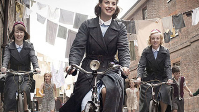Call the Midwife, Jenny, Season Three