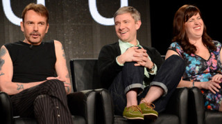 Billy Bob Thornton, Martin Freeman, Allison Tolman