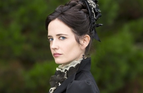Eva Green stars as (Showtime)