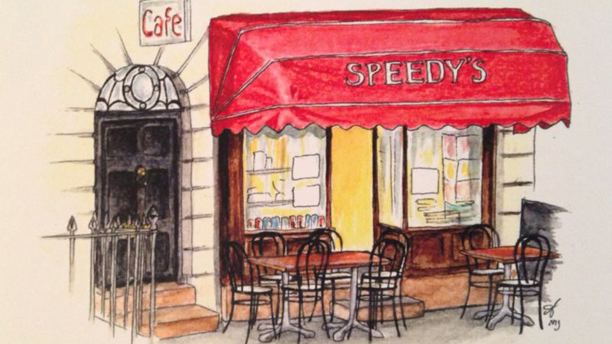 Anne-Louise Richards (Speedy's)