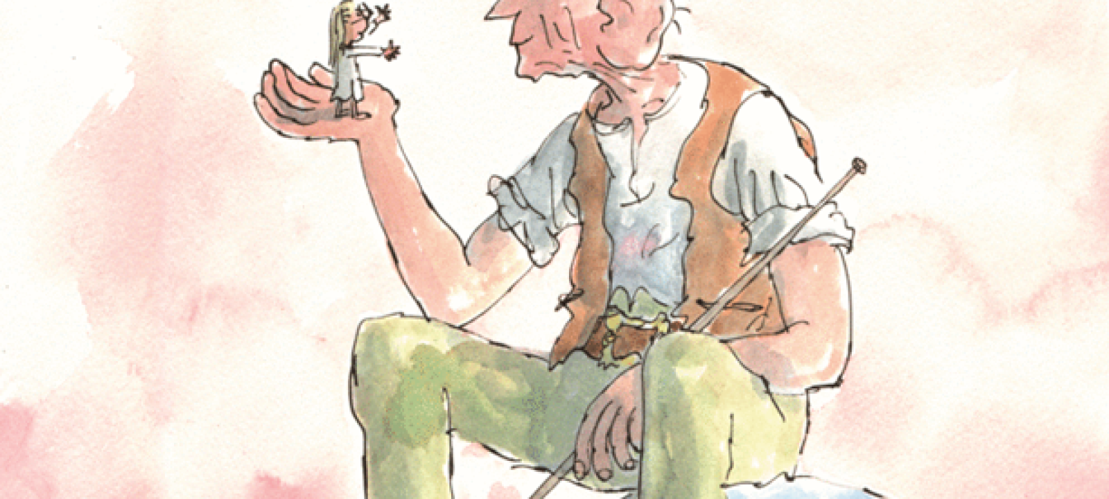 The BFG, Illustration
