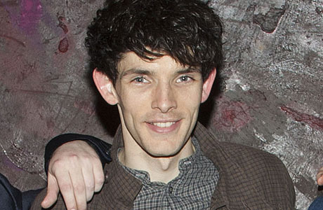 Colin Morgan (Rex Features via AP Images)