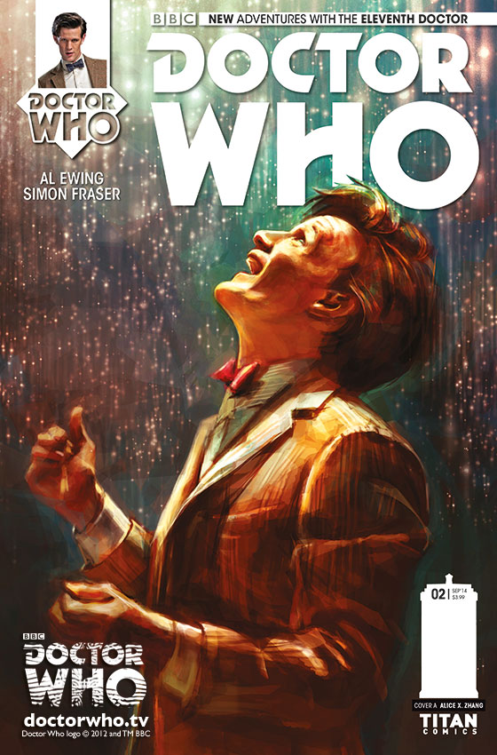 Doctor Who - Titan Comics