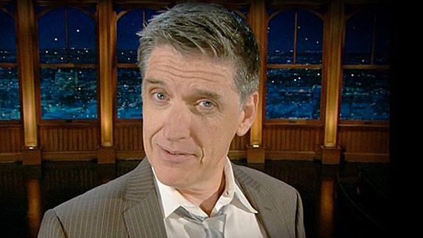 Craig Ferguson on The Late Late Show (Pic: CBS)