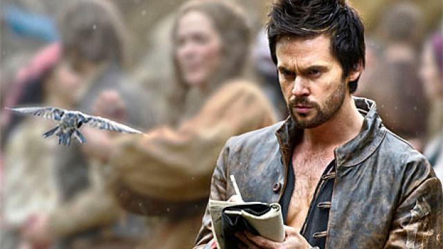 Tom Riley in 'Da Vinci's Demon's