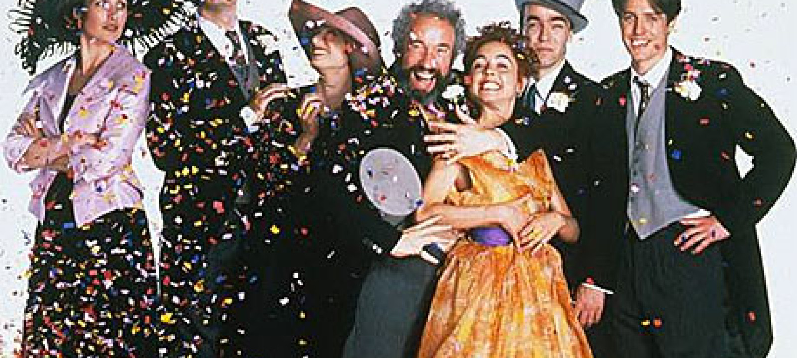 Four Weddings And A Funeral Pic Rank Films