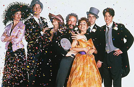 Four Weddings and a Funeral (Pic: Rank Films)
