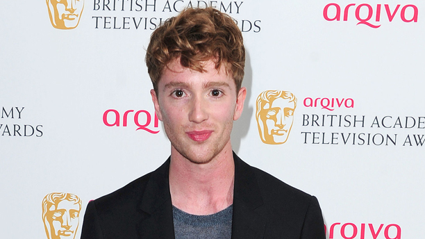 Luke Newberry at the BAFTA TV and Craft Nominees Party on April 24. (Photo: Press Association via AP Images)