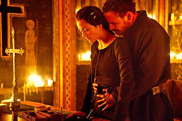 First look at Marion Cotillard and Michael Fassebender in 'Macbeth' (Photo: StudioCanal)