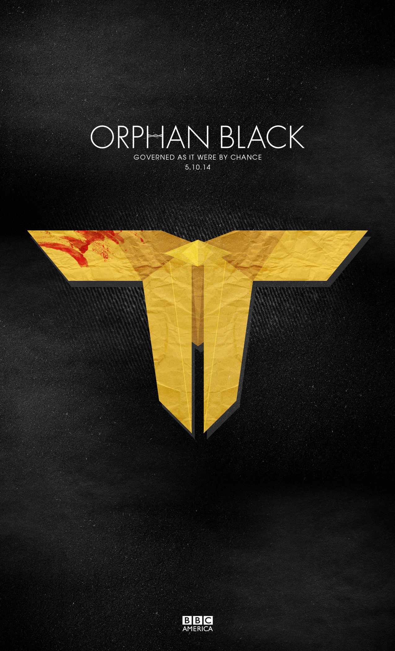 Orphan Black Season Two Posters Orphan Black Bbc America