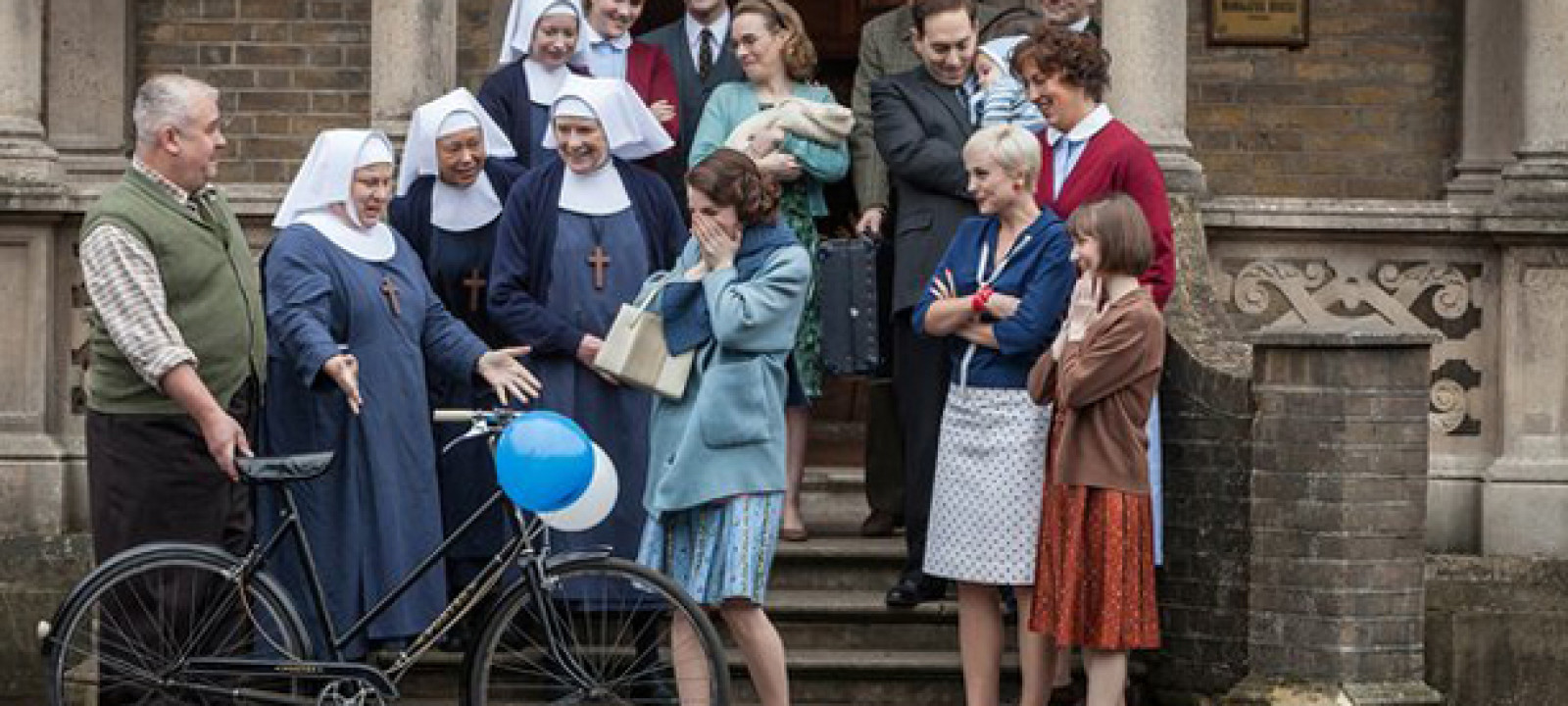 Call the Midwife' Recap: Season Finale Brings Tears of Joy and ...