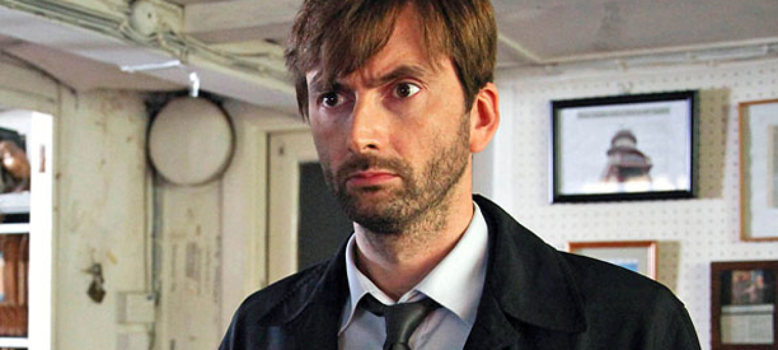 David Tennant, Broadchurch