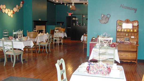 Victorian Tea Room Hasbrouck Heights Nj