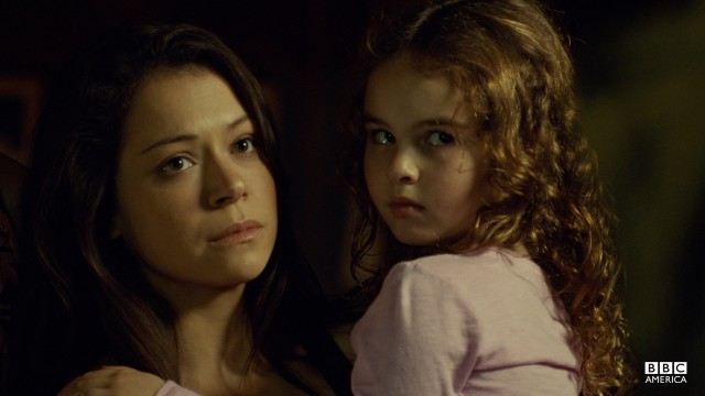Kira suspects Cal is her father.