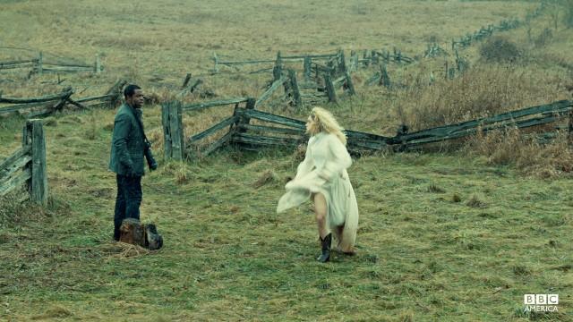 The runaway bride.