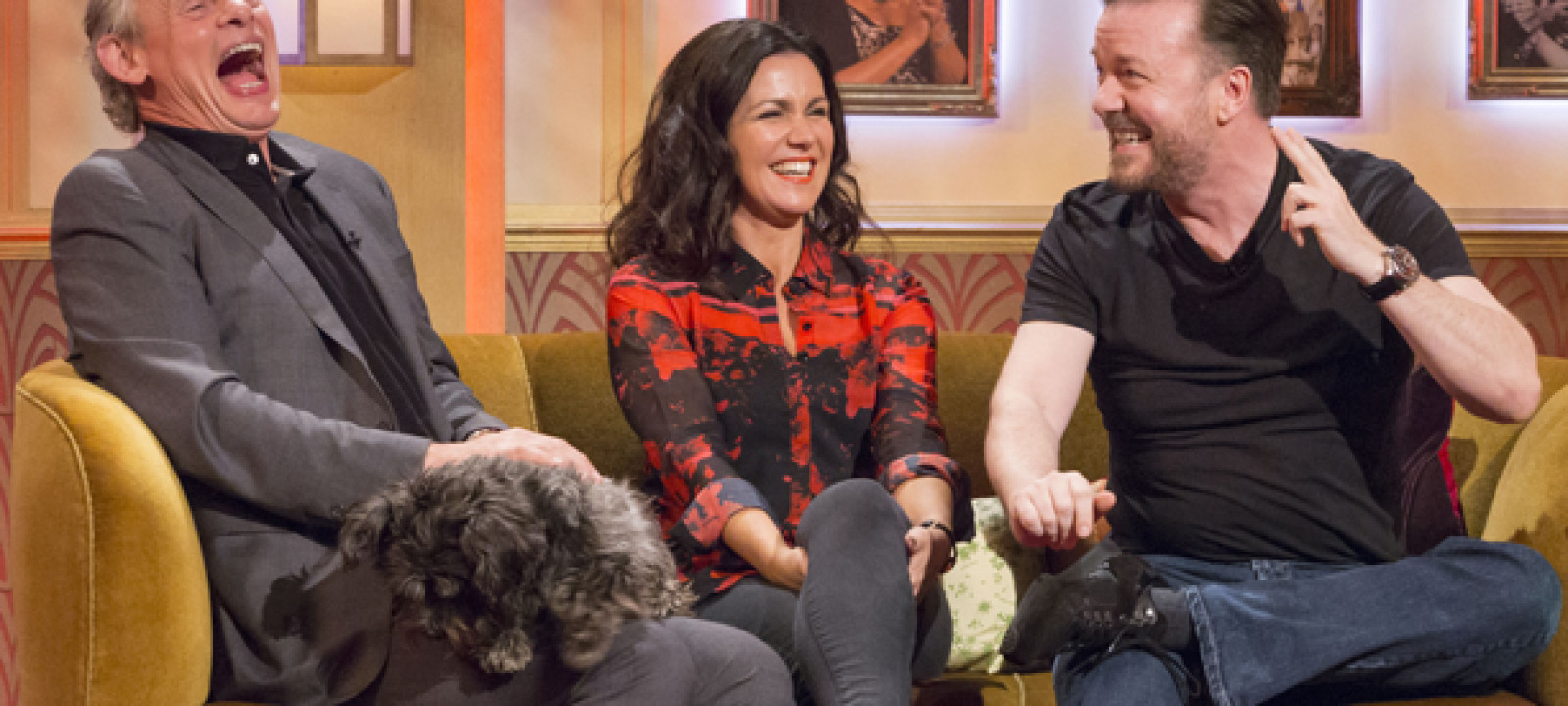 'The Paul O'Grady Show' TV Programme, London, Britain. – 30 Apr