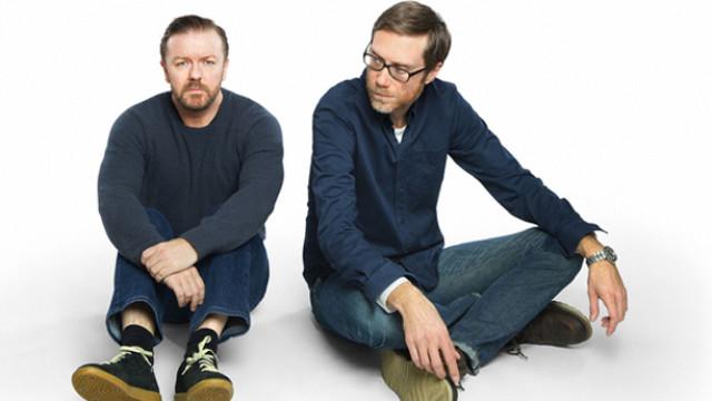Ricky Gervais, Stephan Merchant