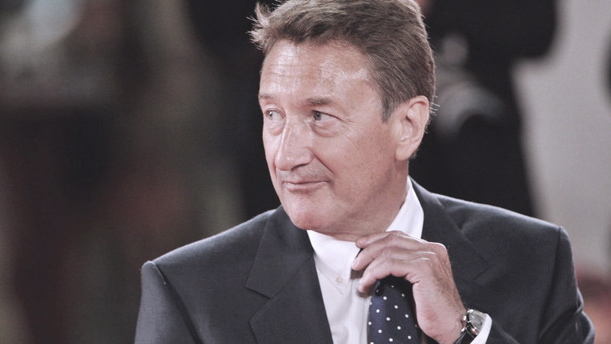 'Locke' writer/director Steven Knight (A24)