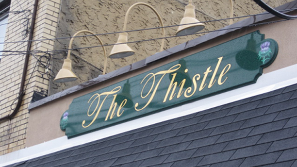 (The Thistle