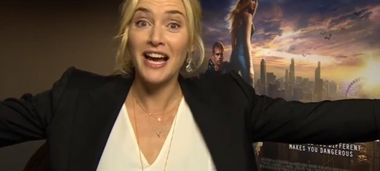 Wedding Video, Kate Winslet