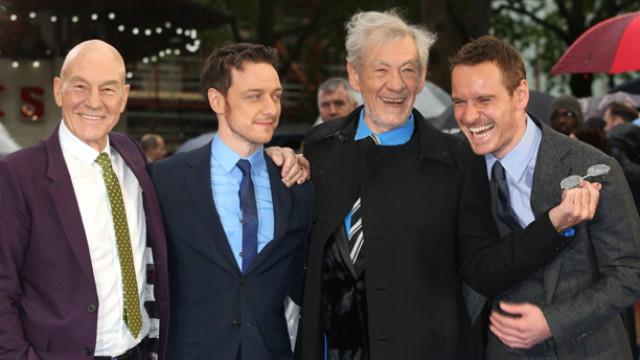 X-Men: Days Of Future Past Premiere
