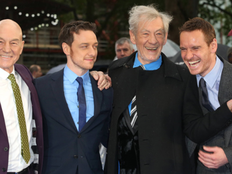 X-Men: Days Of Future Past Premiere