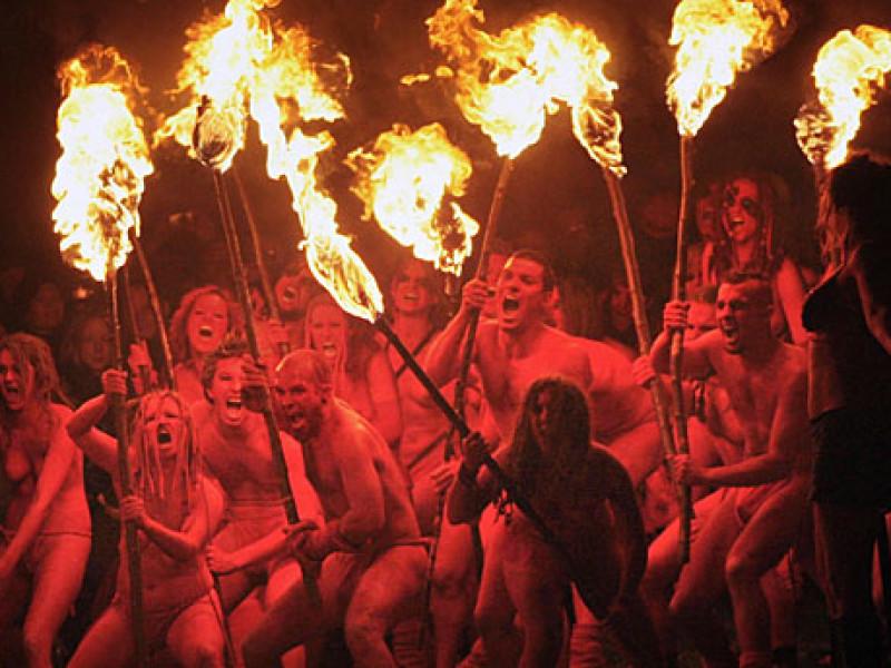 The Beltane Fire Festival, Edinburgh