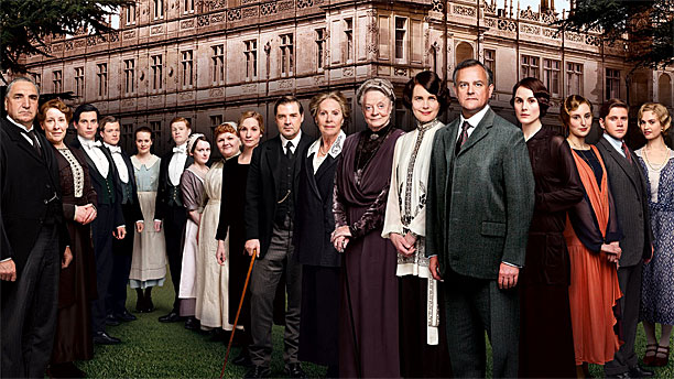 Downton Abbey (Pic: ITV)