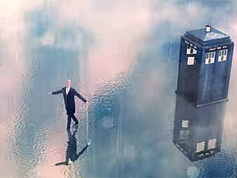 'Doctor Who' trailer, by John Smith