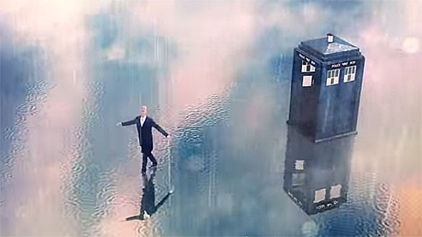 'Doctor Who' Season Eight 'Rain' Trailer by John Smith