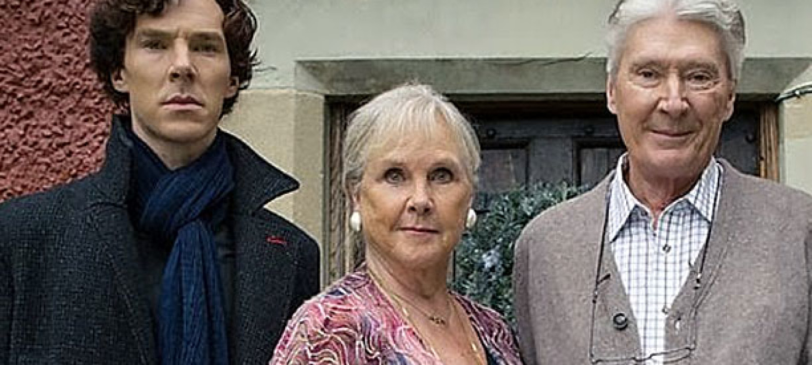 Sherlock and his parents