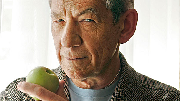 Sir Ian McKellen (AP Photo/Kevork Djansezian)