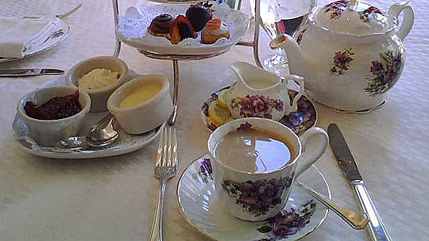 An afternoon tea (Pic: Wikipedia)