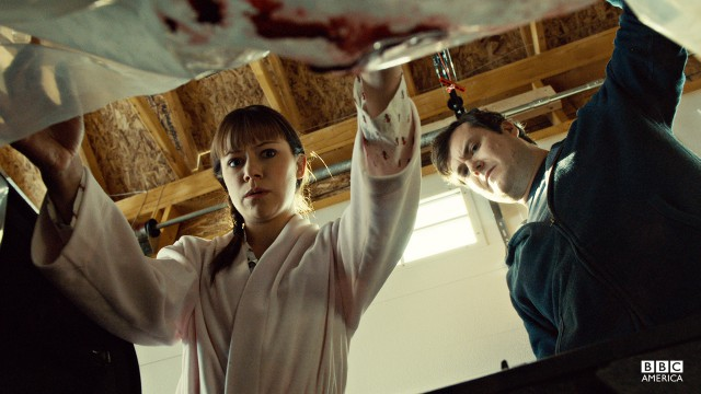 Alison's furious over Donnie's subpar murder skills.