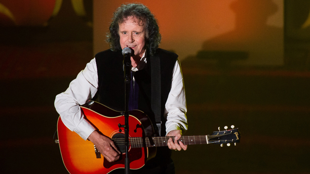 Songwriters Hall of Fame Awards on Thursday, June 12, 2014. (Photo: Charles Sykes/Invision/AP)