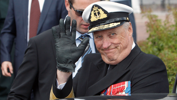 King Harald of Norway. (Photo: AP/Thibault Camus)